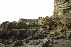 Etapas de pedra Imagem de Stock