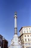 Etapas espanholas em Roma Fotografia de Stock Royalty Free