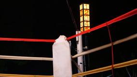Etapp för boxare arkivfoto