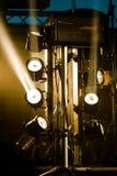 Etapplampor Arkivfoton