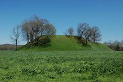 Etawah Mounds Stock Photos
