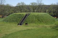 Etawah Mounds Stock Images