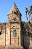 The Etchmiadzin Cathedral Stock Photography