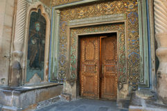 Etchmiadzin Cathedral in Vagharshapat, Armenia Royalty Free Stock Photography