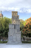 Etchmiadzin monastery complex. Vagharshapat Royalty Free Stock Images