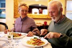 Eten is een noodzaak royalty-vrije stock foto's