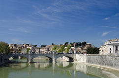 The eternal city Rome Stock Photography