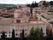 The Eternal City royalty free stock photo