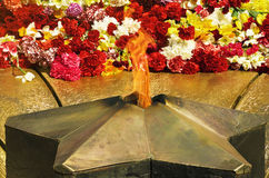 The Eternal Flame Stock Photography