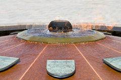 Eternal Flame in Ottawa royalty free stock photo