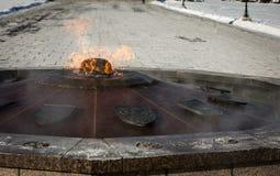 Eternal flame ottawa Stock Photography