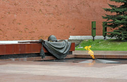 Eternal Flame, Tomb Of The Unknown Soldier Stock Photography