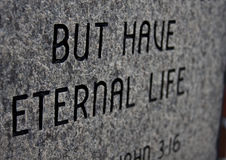 Eternal Life Stock Photo