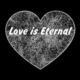 Eternal love Royalty Free Stock Photo