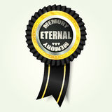 Eternal memory icon Stock Photos