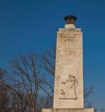 Eternal Peace Light on Gettysburg Battlefield Royalty Free Stock Photos