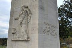 Eternal Peace Light Memorial, Gettysburg, PA Royalty Free Stock Photography