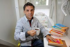 Etgar Keret Stockfotos