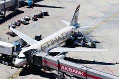 Ethad-Luftparken lizenzfreie stockbilder
