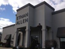 Ethan Allen Foto de archivo libre de regalías