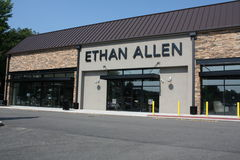 Ethan Allen Funiture Store Stockfotos