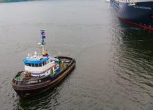 Ethan B Tugboat Royalty Free Stock Photos