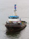 Ethan B Tugboat Royalty Free Stock Image