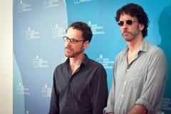 Ethan en Joel Coen Royalty-vrije Stock Afbeelding