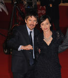 Ethan Hawke, Kristin Scott Thomas, Pawel Pawlikowski, Scott Thomas Stock Photography