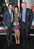 Ethan Hawke & Selena Gomez & Jon Voight Stock Images