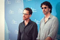 Ethan and Joel Coen Royalty Free Stock Image