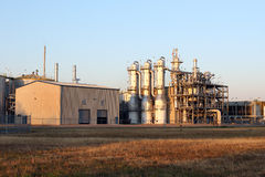 Ethanol Plant Stock Photos