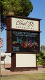 Ethel M Chocolate Factory. In Henderson, Nevada Royalty Free Stock Image