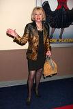 "Tippi Hedren. LOS ANGELES - FEB 17:  Tippi Hedren arrives at the Opening of ""Ethel Merman's Broadway"" at El Portal Theater on February 17, 2011 in No. Hollywood Stock Photo"