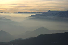Ethereal Alps Stock Photos