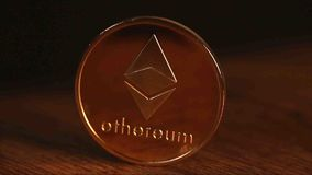 Ethereum stock video