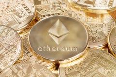 Ethereum Lizenzfreie Stockfotos