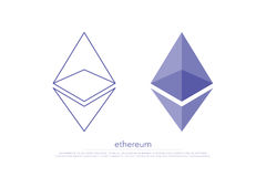 Ethereum Stockfoto
