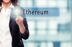 Ethereum stock images