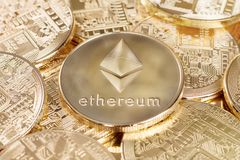Ethereum Royalty Free Stock Photos