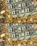 Ethereum - soldi virtuali Fotografia Stock Libera da Diritti