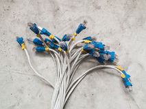 Ethernet παλαιό Στοκ Φωτογραφίες