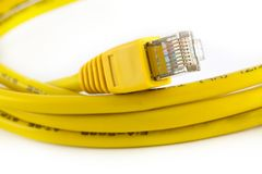 Ethernet cable Royalty Free Stock Photos