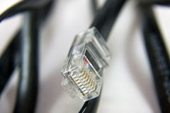 Ethernet cable Stock Images