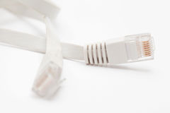 Ethernet cable port  Stock Photo