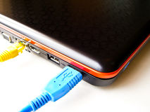 Ethernet Internet Royalty Free Stock Images