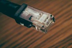 Ethernet-Kabel Lizenzfreies Stockfoto