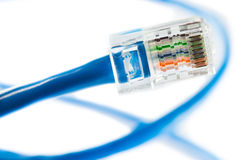 Ethernet Line Stock Image