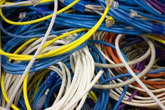 Ethernet line Stock Images