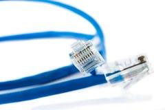 Ethernet-Linie Lizenzfreies Stockfoto